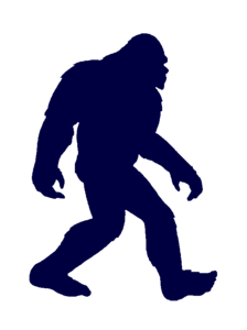 Big Foot Cut Image